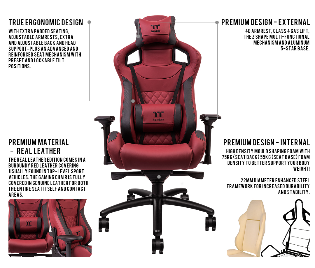 Pleasing X Fit Real Leather Burgundy Red The X Fit Real Leather Ncnpc Chair Design For Home Ncnpcorg